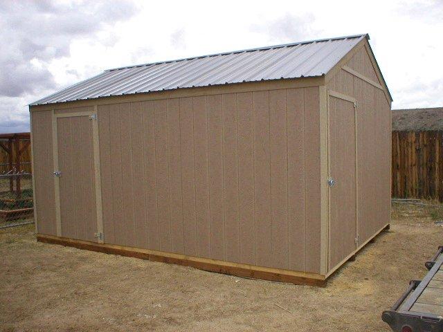 Free quality garden sheds johnas for Quality garden sheds