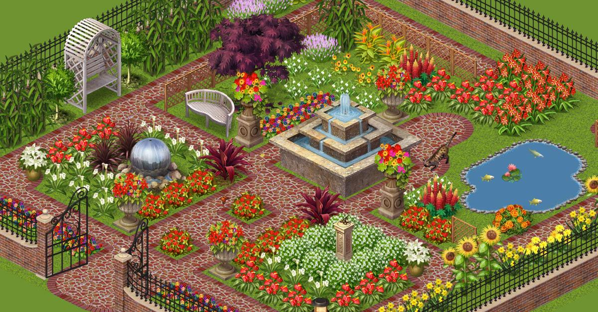 Secret Garden: Inertia Game Studios