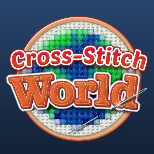 Cross-Stitch World has arrived...