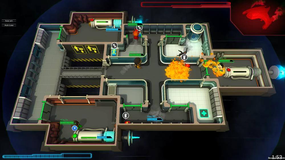 Screenshot of Catastronauts