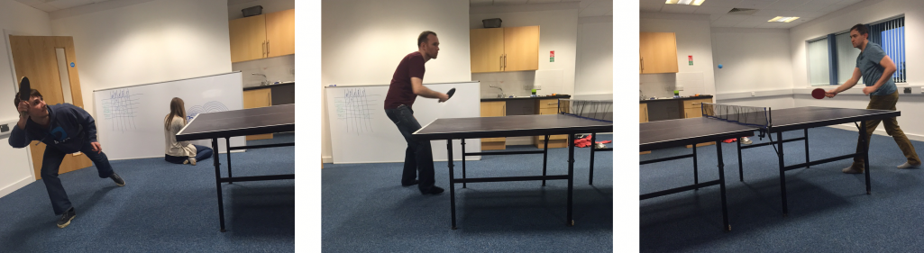 Ping Pong has arrived!