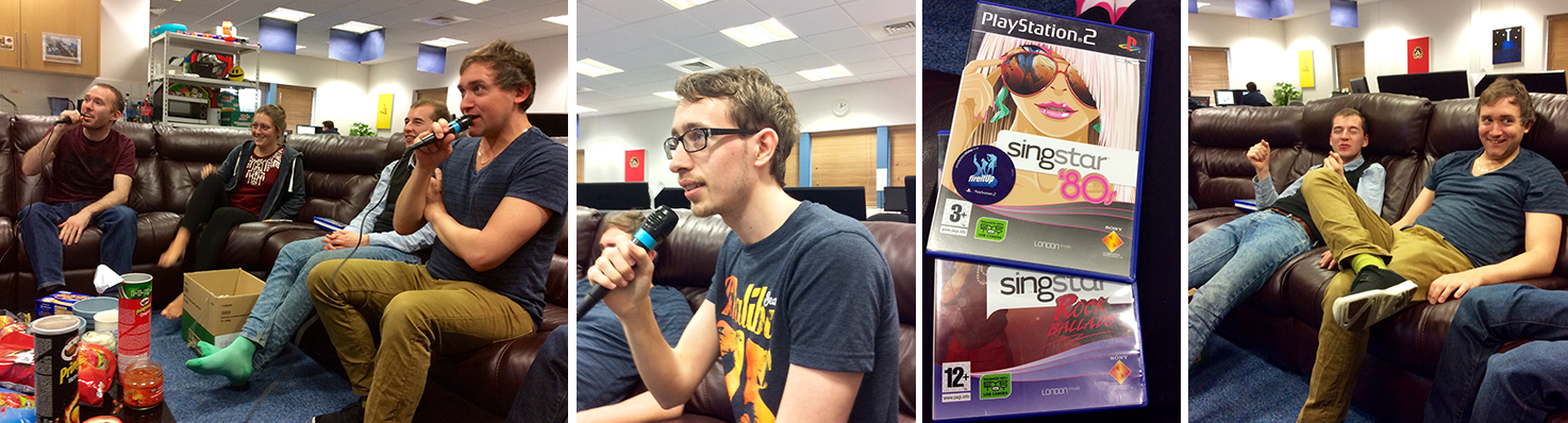 singstar collage