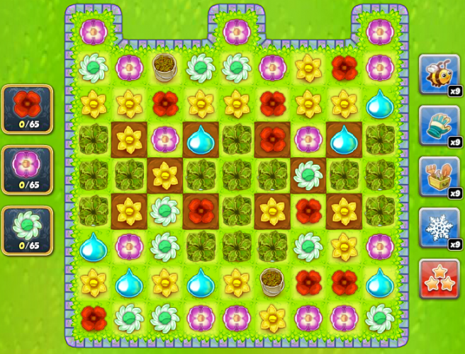 Our Latest New Release - Petal Match!