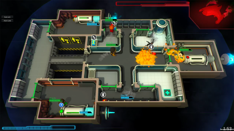 Screenshot of Catastronauts