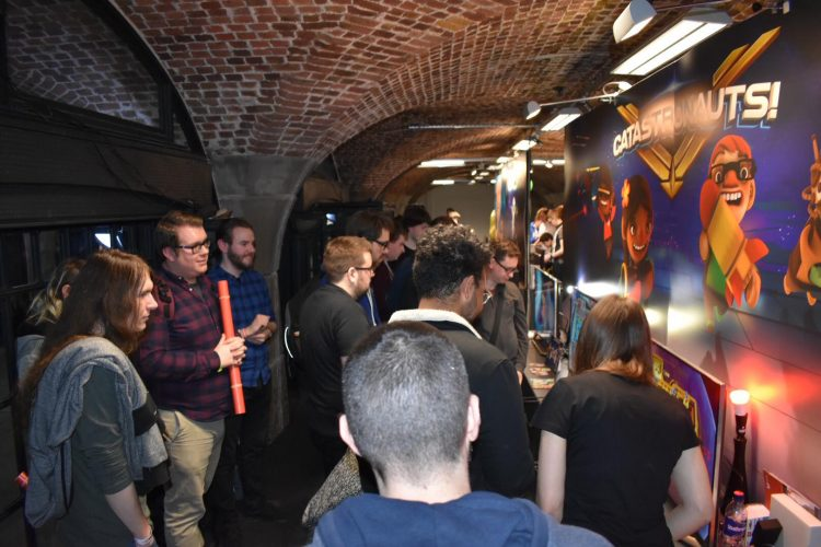 Catastronauts Stand Busy at Rezzed